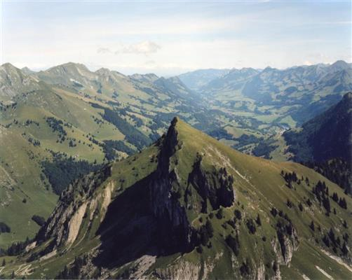 FROM THE ROCHERS DE NAYE